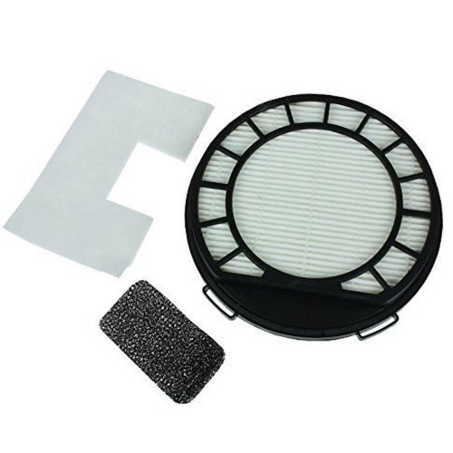 First4Spares Pre Motor and HEPA Filter Kit for Vax  C87-PVXP-P/C87-VC-B/C88-T2-P/C88-T2-S/C88-VC-B Vacuum Cleaners