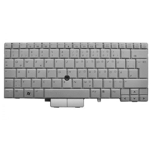 Hp 597841-051 Azerty French Silver Keyboard