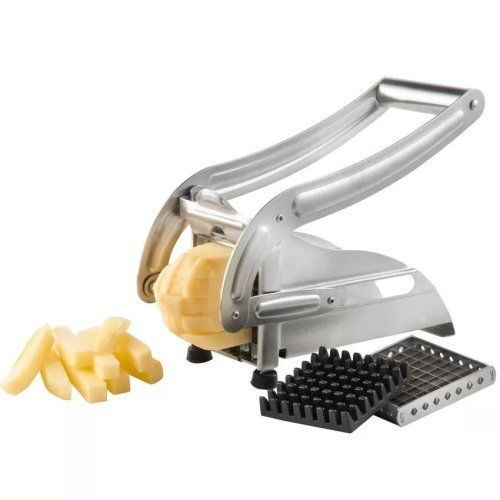 Stainless Steel Potato Chipper French Fries Chip Cutter Chopper Maker