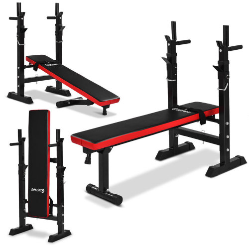 Adjustable Folding Sit Up Weight Bench