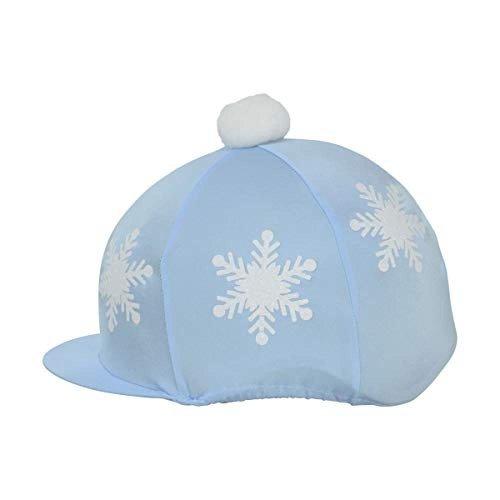HyFASHION Snowflake with Pom Pom Hat Cover