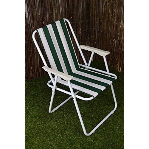 Hamble Folding Camping/picnic Chair -  folding chair camp redwood bbfc110 garden