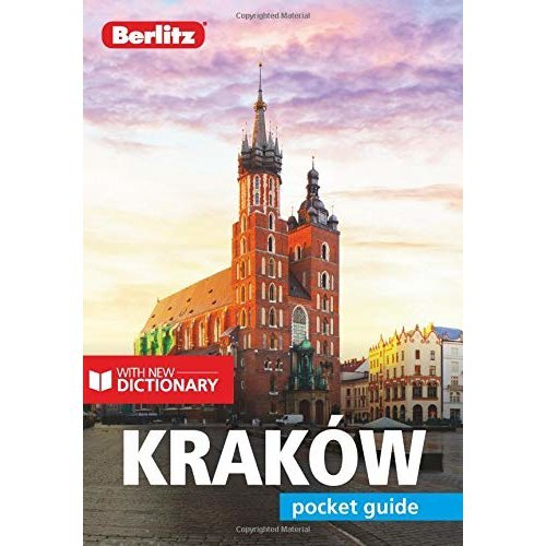 Berlitz Pocket Guide Krakow (Travel Guide with Dictionary)
