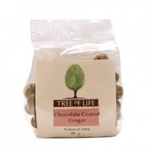 Tree Of Life - Ginger - Chocolate Coated