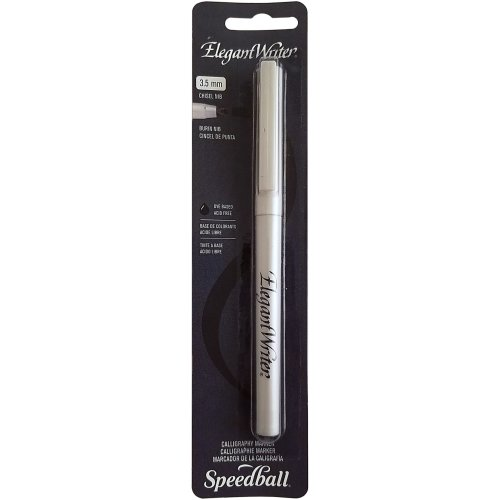Speedball Elegant Writer Calligraphy Extra Broad Marker-Black