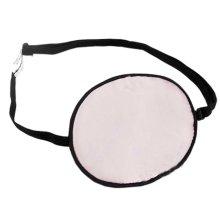 Adult Silk Sleep Eye Patch for Lazy Eye Amblyopia Treatment ,Pink