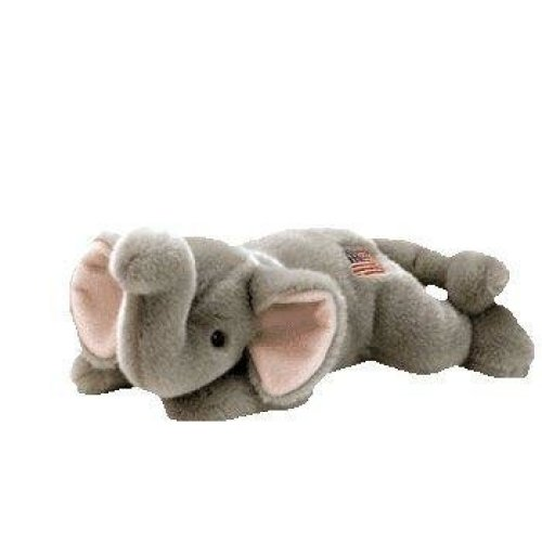 Ty Beanie Buddies Righty - Elephant on OnBuy 5291c02f502