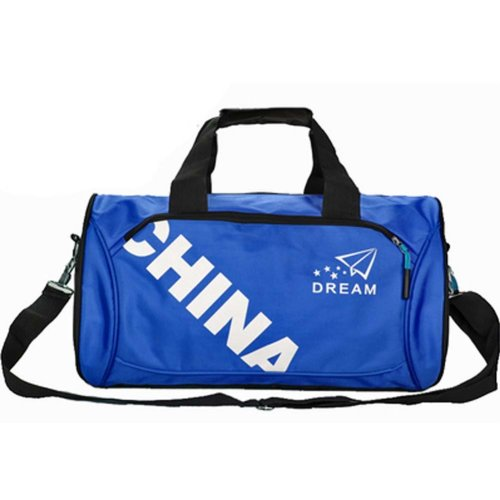 Classical Sports Bag Gym Duffel Bag Travel Luggage Bag for Sports, Gym, Vacation, E
