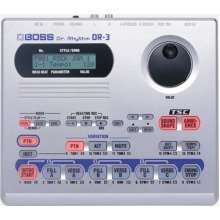 Boss DR-3 Dr. Rhythm Bass And Drum Machine