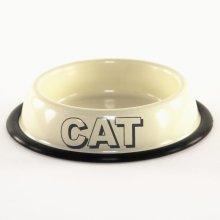 Cream Cat Bowl