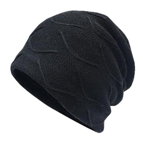 Comfortable Casual Beanie Hat Beanie Cap Warm Beanies for Winter/Autumn, L