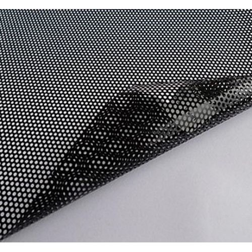 Headlight/Rear Light Black Perforated Mesh Tinting Film. Like Fly-Eye/FlyEye/SPI 100% Road Legal MOT Compliant