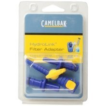 Camelbak Hydrolink Filter Adapter Kit - 3 Piece Kit - Bpa Free - Sealed Pack