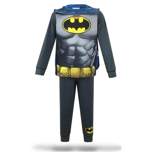 Batman Fancy Dress Novelty Pyjamas