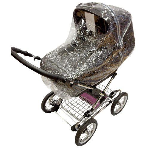 Raincover Compatible with Silvercross Sleepover Pushchair (198)