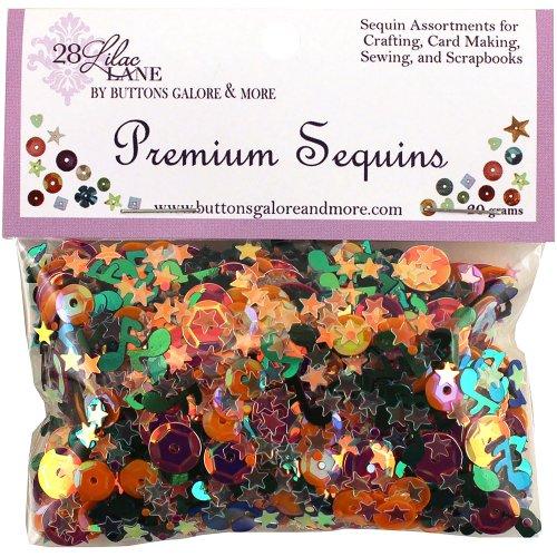 28 Lilac Lane Premium Sequins 20g-Pop