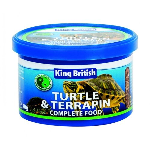 Beaphar King British Turtle And Terrapin Complete Food