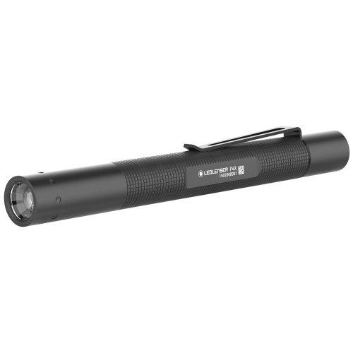 Ledlenser 500747 P4X Gift Box Professional LED Pen Torch, Black