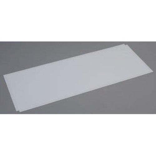 White Sheet .060 x 8 x 21 (2)