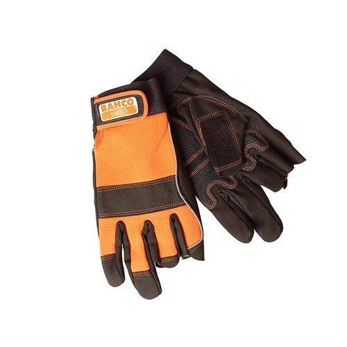 Bahco GL012-10 Carpenters Fingerless Glove Size 10