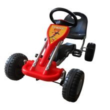 Red Pedal Go Kart