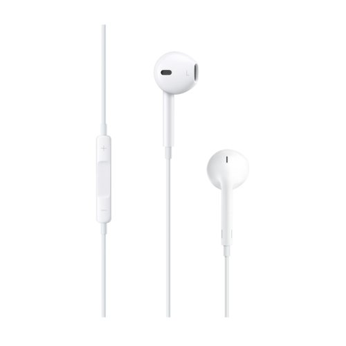 Apple EarPods In-ear Binaural Wired White mobile headset