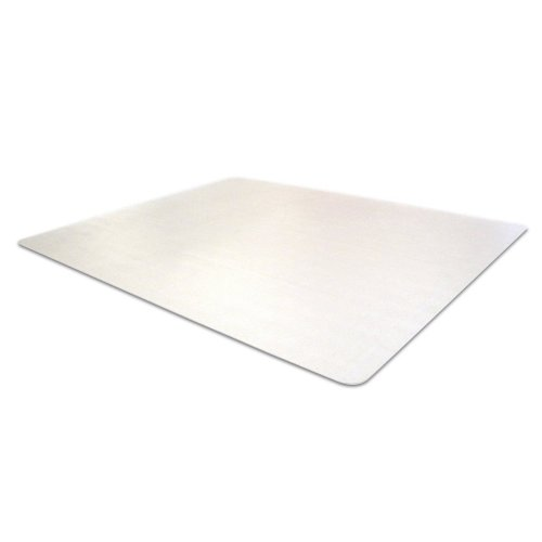 Homcom Clear Carpet Protector | Non-Slip Frosted Mat