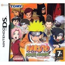 Naruto Ninja Council Nintendo DS Game