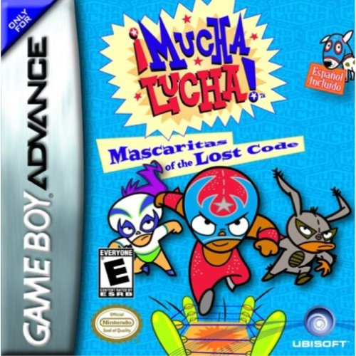 Mucha Lucha! Mascaritas of the Lost Code