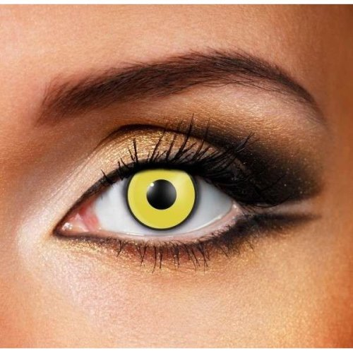 Mad Hatter Contact lenses (Pair) - Halloween Contact Lenses