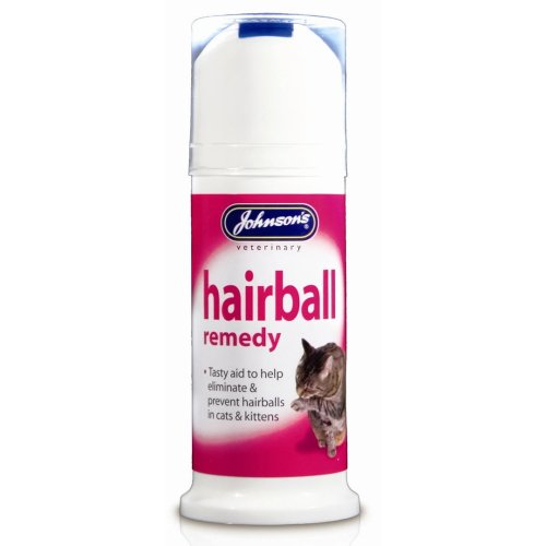 Jvp Hairball Remedy For Cats 50g