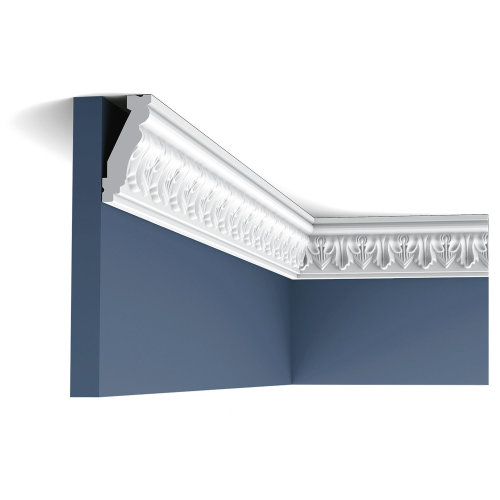 Orac Decor C214 LUXXUS Cornice Moulding Panel moulding Stucco Decoration | 2 m