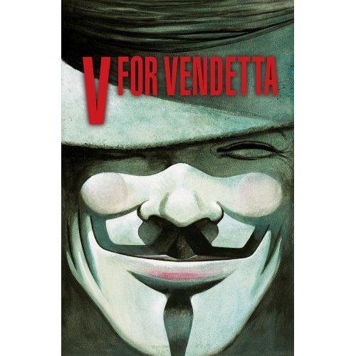 V for Vendetta 30th Anniversary: Deluxe Edition
