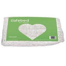 Petlife Safebed Paper Kennel Bedding 10kg - White (Print Free)