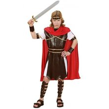 Children's Hercules Costume Large 11-13 Yrs (158cm) For Sparticus Roman -  costume gladiator kids roman warrior fancy dress hercules boys greek