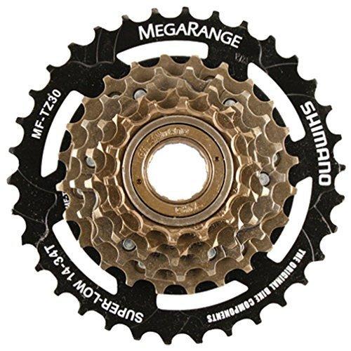 Shimano Mf Tz30Tourney Freewheel 14 34T 6 Speed