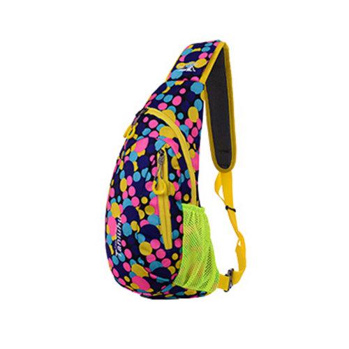 Fashion Lightweight Shoulder Backpack,Traveling,hiking,etc, pink dot