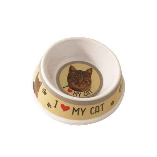 Tabby Cat Bowl