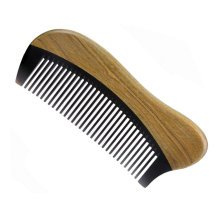 Classical Smooth Wooden Hair Comb Horn Comb Anti-static Hair Care for Women