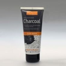 Beauty Formulas Clay Mask With Activated Charcoal 100ml -  mask beauty formulas charcoal clay activated 100ml x 3 scrub facial