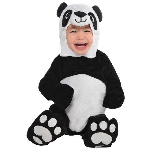 Kids Toddler Baby Precious Panda Costume