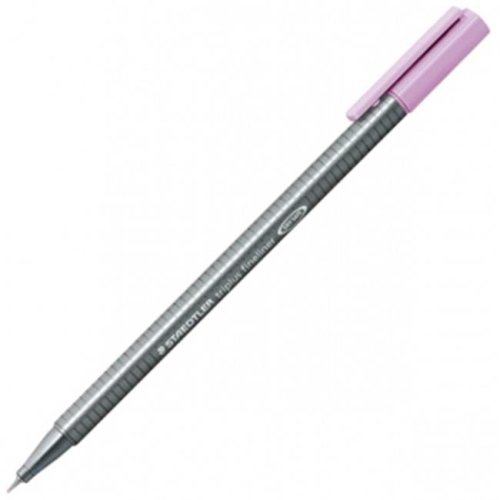 Staedtler 334-62 Lavender Fineliner Pen