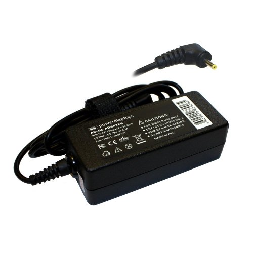 Asus Eee PC 1016P Compatible Laptop Power AC Adapter Charger