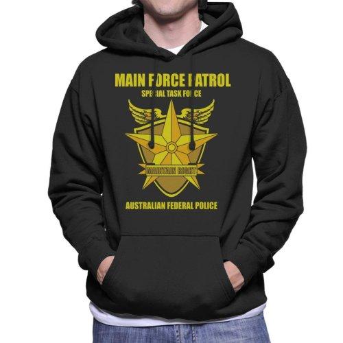 Main Force Patrol Mad Max Men's Hooded Sweatshirt