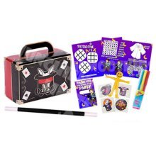 Pre-Filled Magic-Themed Party Gift Box | Children's Magic Party Box