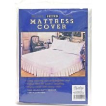 Shantys King Size Mattress Cover - Fitted Plastic Pillow Casechoose Bed Wipes -  fitted plastic mattress cover pillow casechoose bed size wipes clean