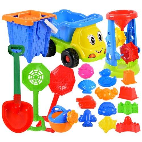 Luxury Playset for Children/Kids 20-Piece Beach Toy Set, Toy for SandBox