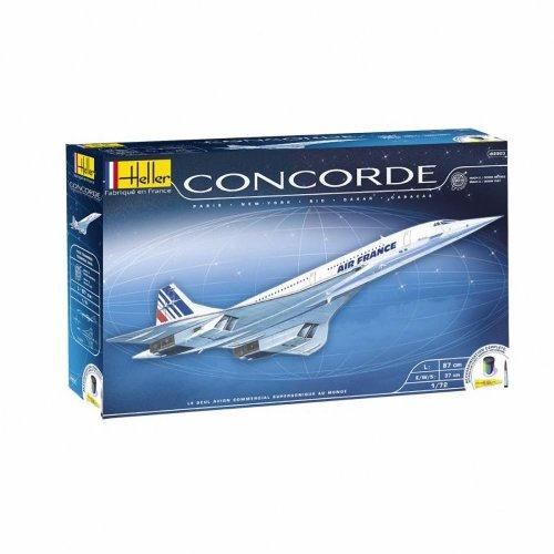 Heller 1:72 Gift Set -Concorde