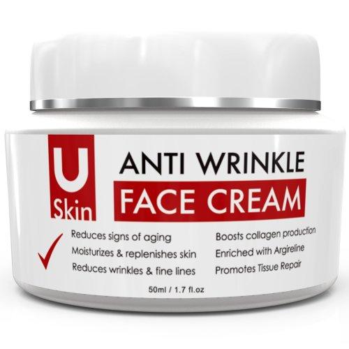 POWERFUL Age-Defying Anti-Wrinkle Cream with Matrixyl 3000