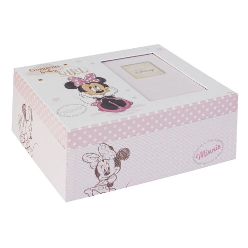 Disney Magical Beginnings Baby Keepsake Memories Box - Minnie Mouse